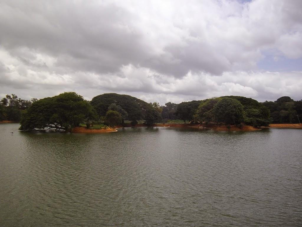 lac du jardin botanique