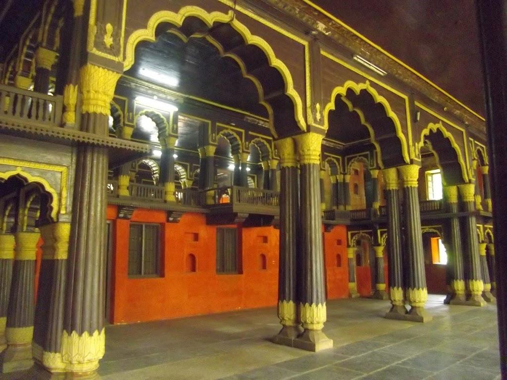 le palais de Tipu Sultan