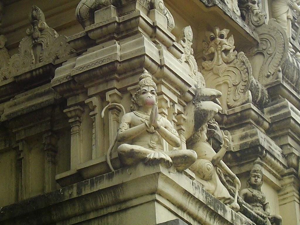 temple à Bengalore