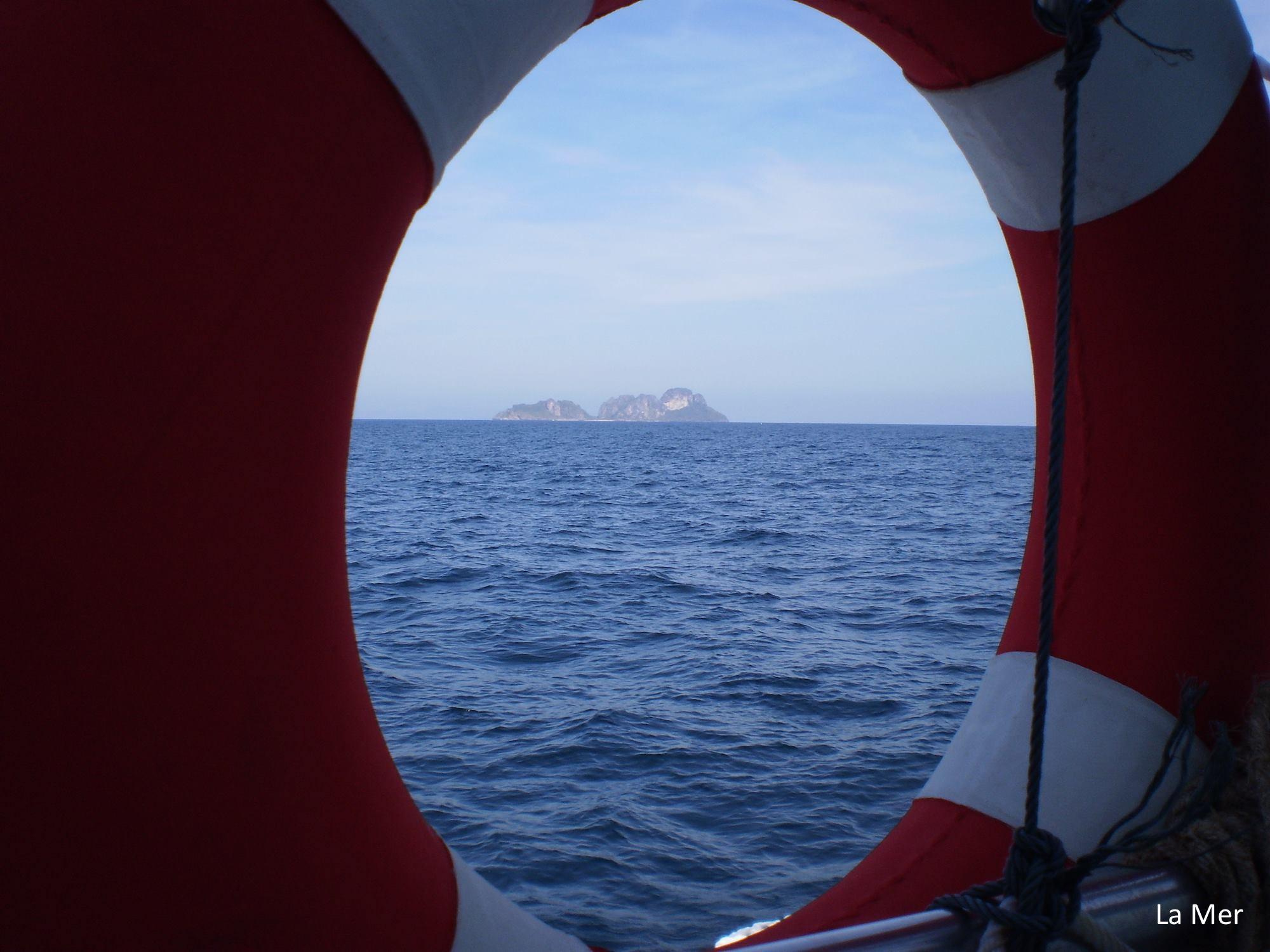 la mer thailande