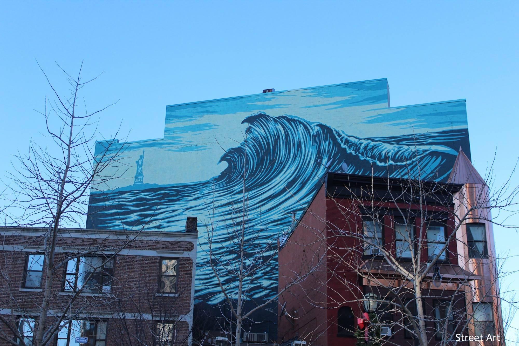 Street Art new york usa