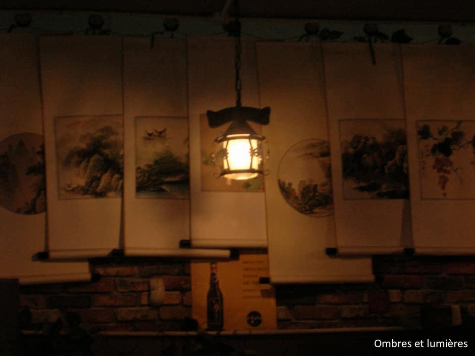 Ombres et lumières pekin chine