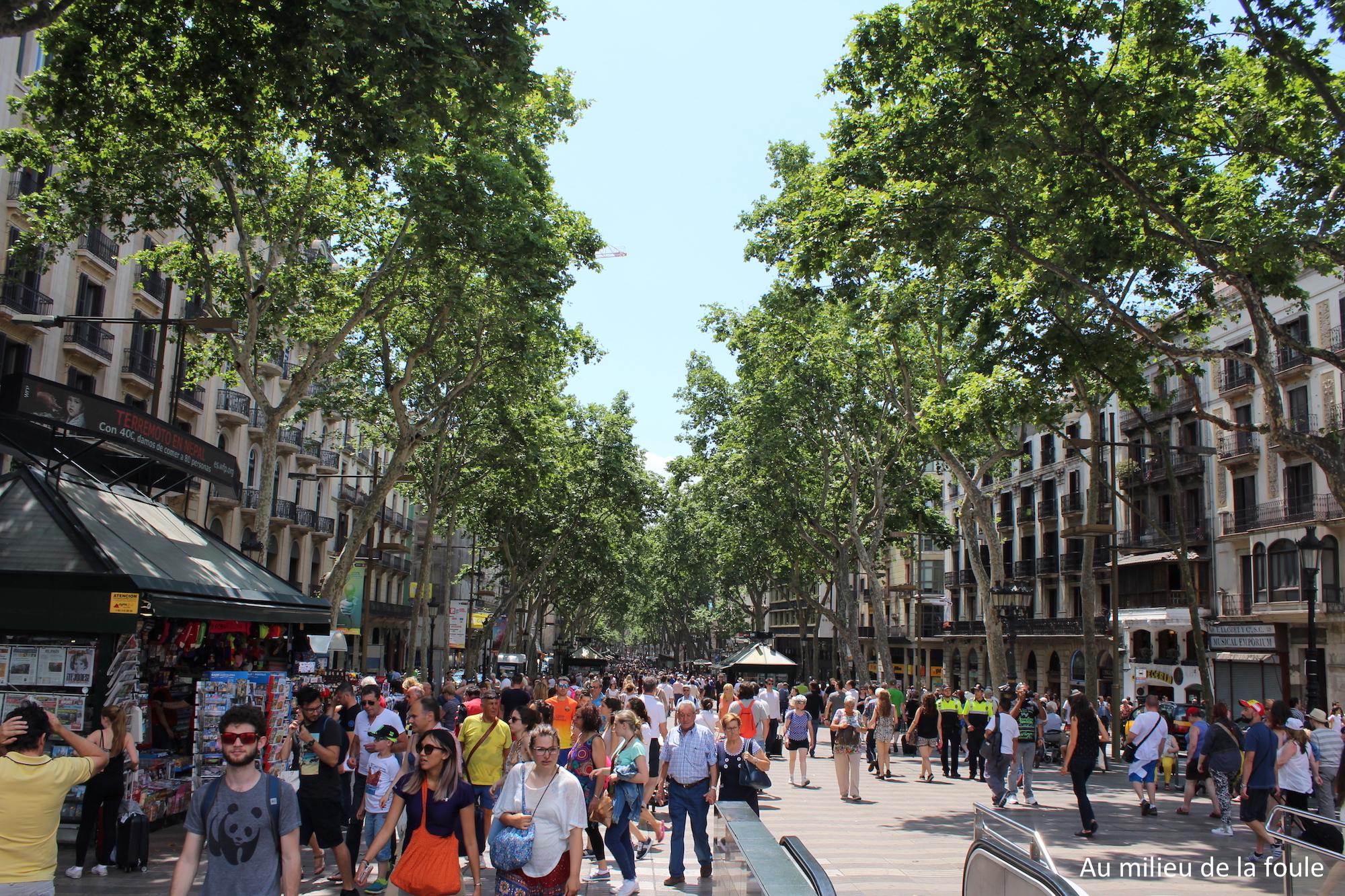 barcelona espagne