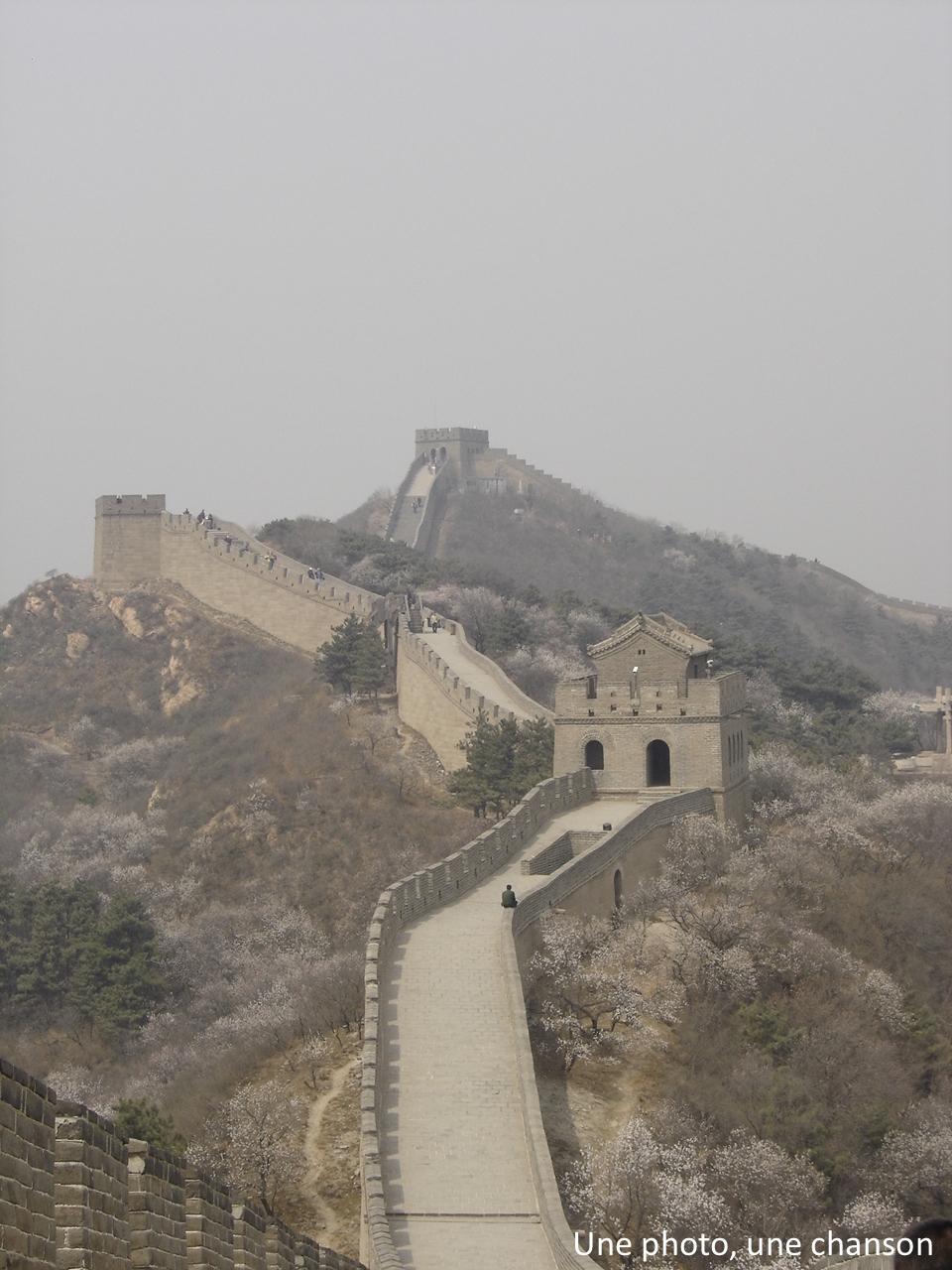 muraille chine