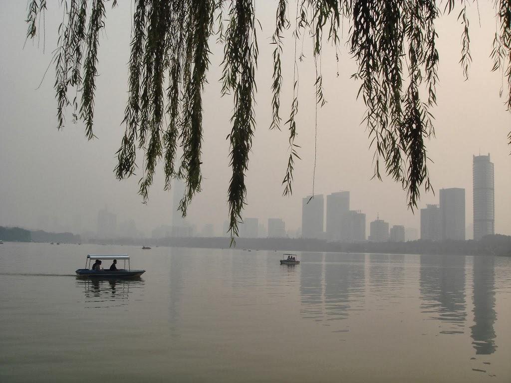 lac de Nanjing