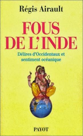 Livre Fous de l'Inde