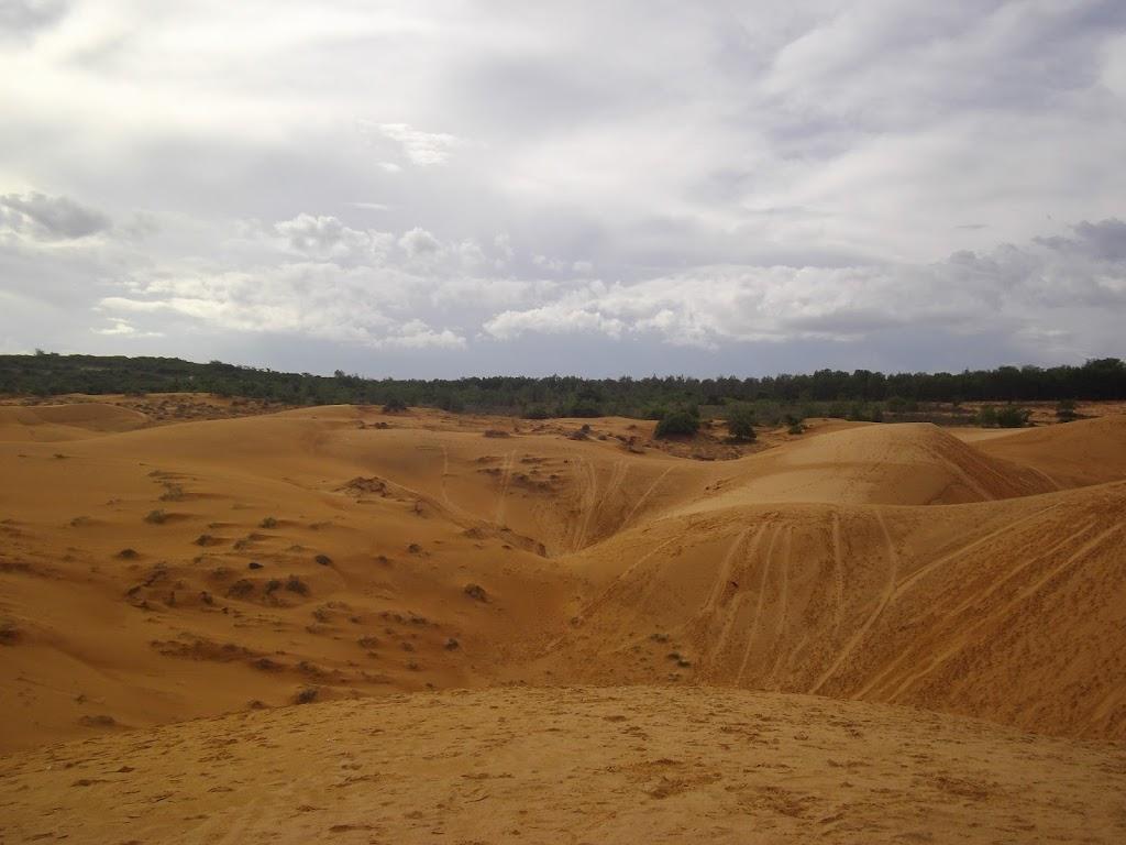 les dunes rouges de Mui Ne