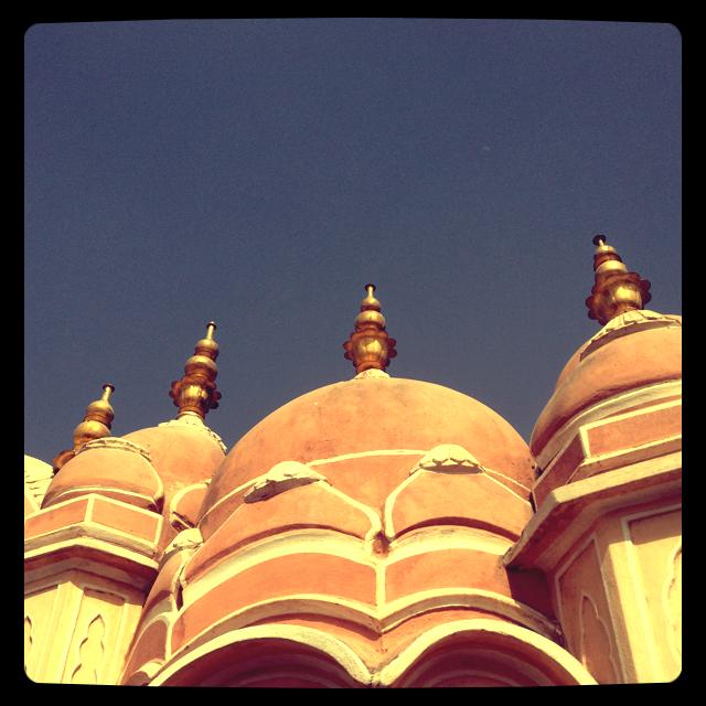 Palais de Jaipur, Inde