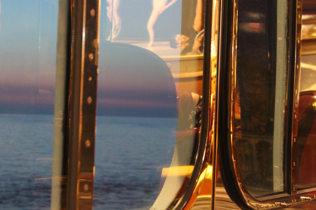 vue sur mer croisière