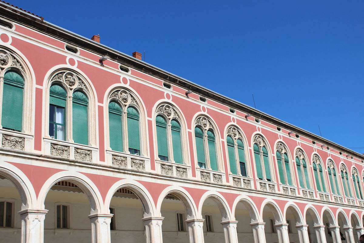 Place centrale Split