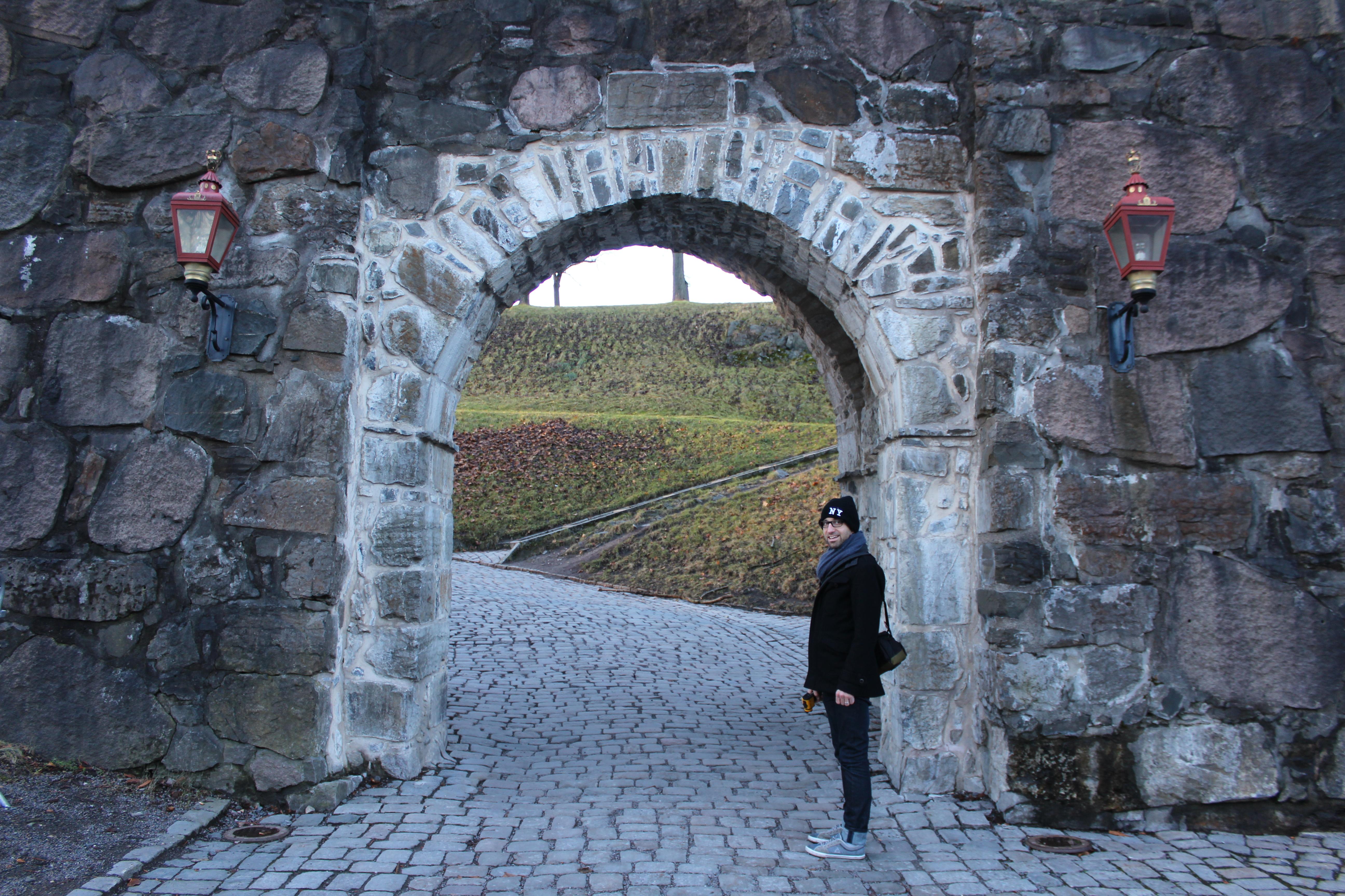 porte forteresse Akershus oslo