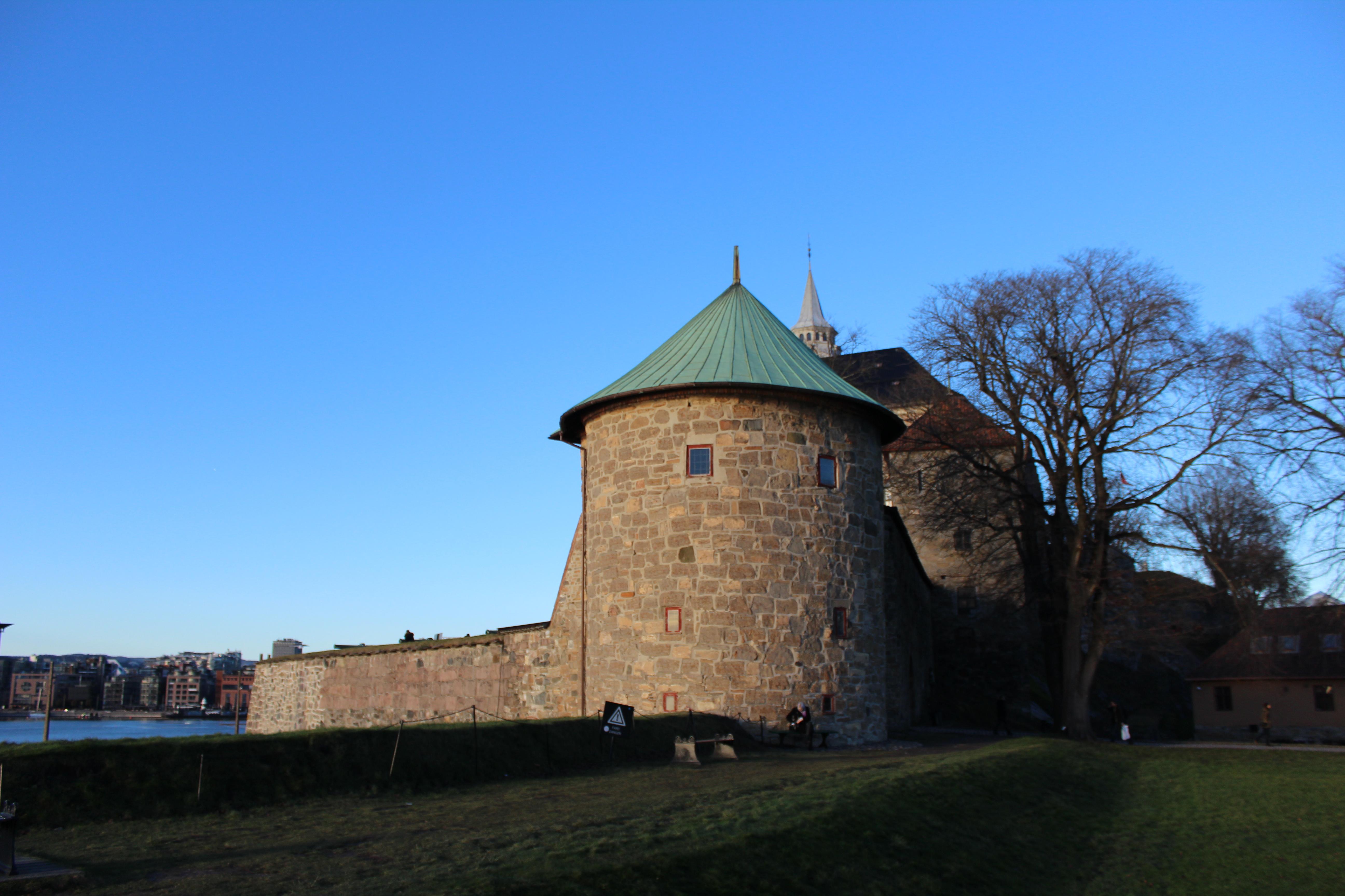 Akershus forteresse oslo