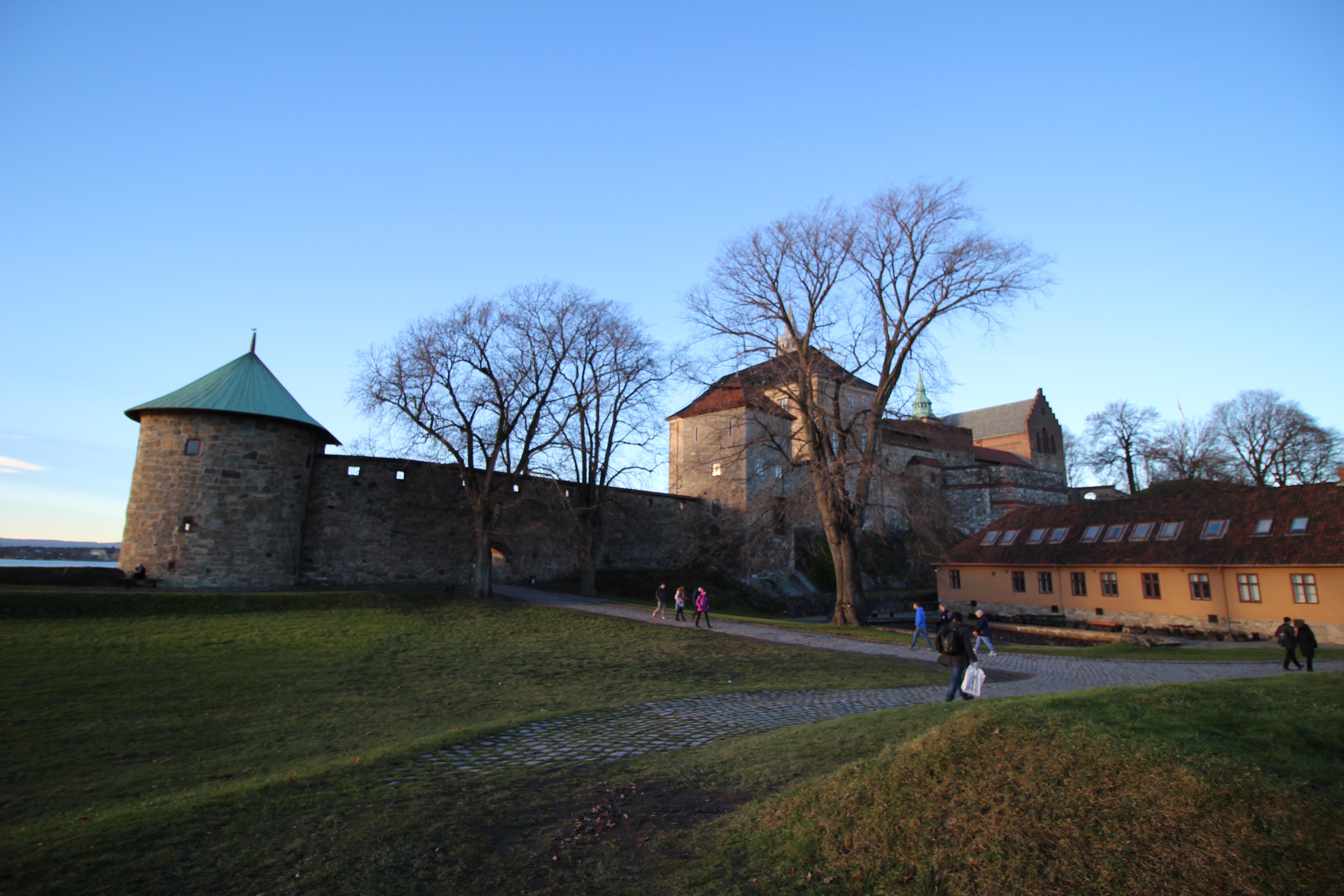 forteresse Akershus oslo