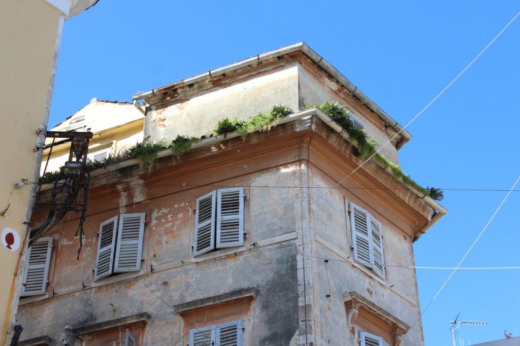 corfu city grèce