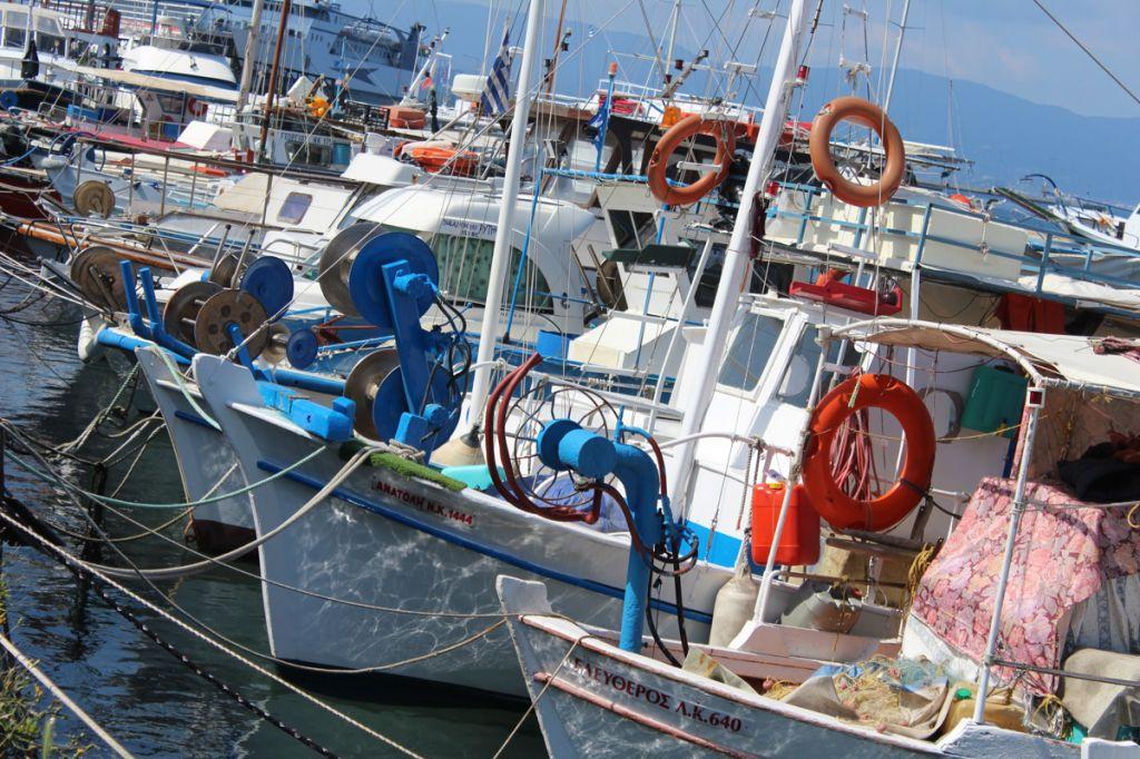port grèce katakolon