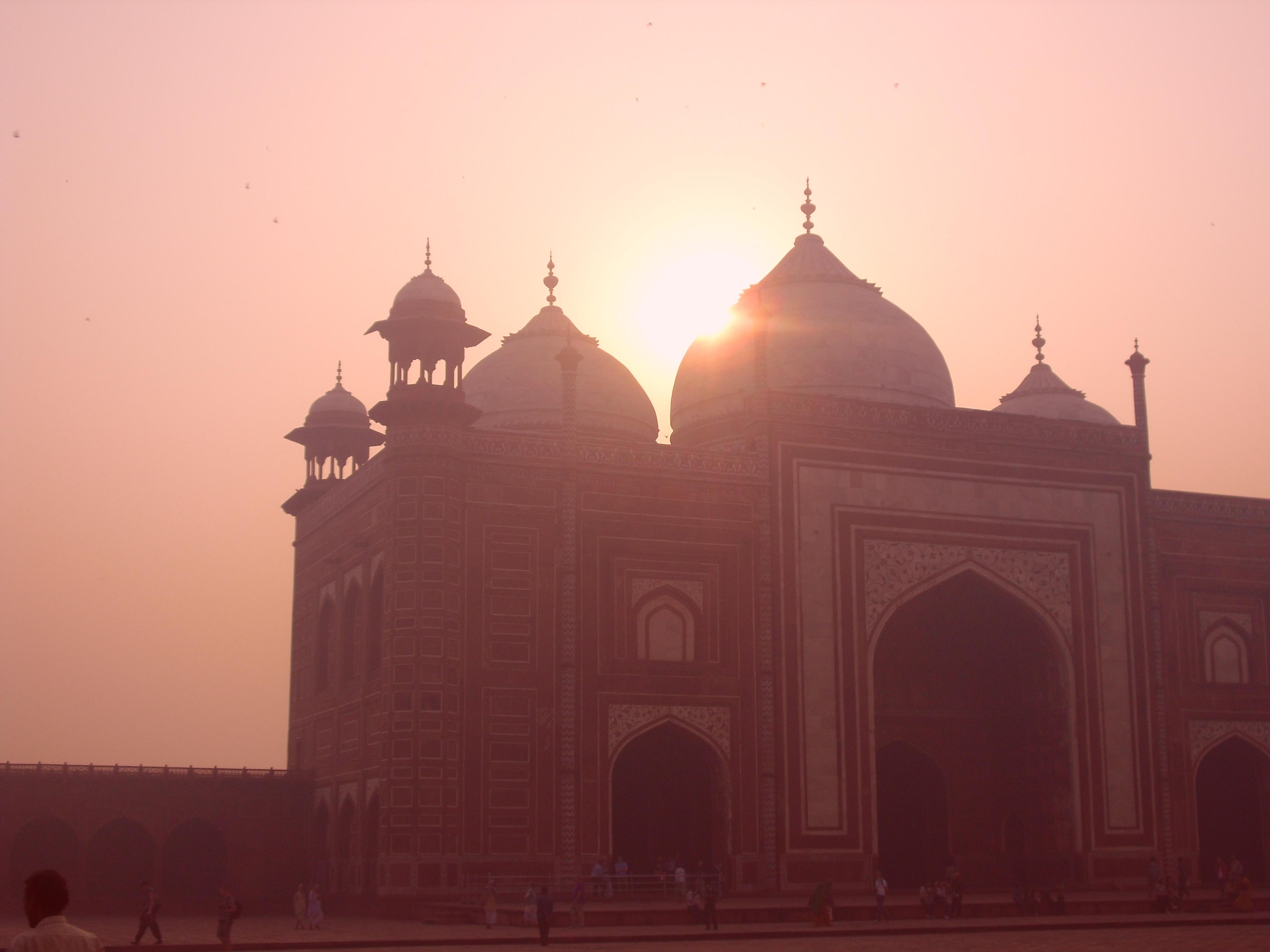 mosquée taj mahal