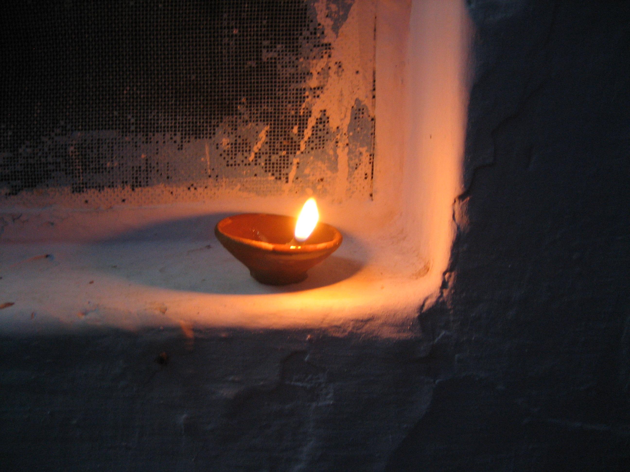 bougie pushkar diwali