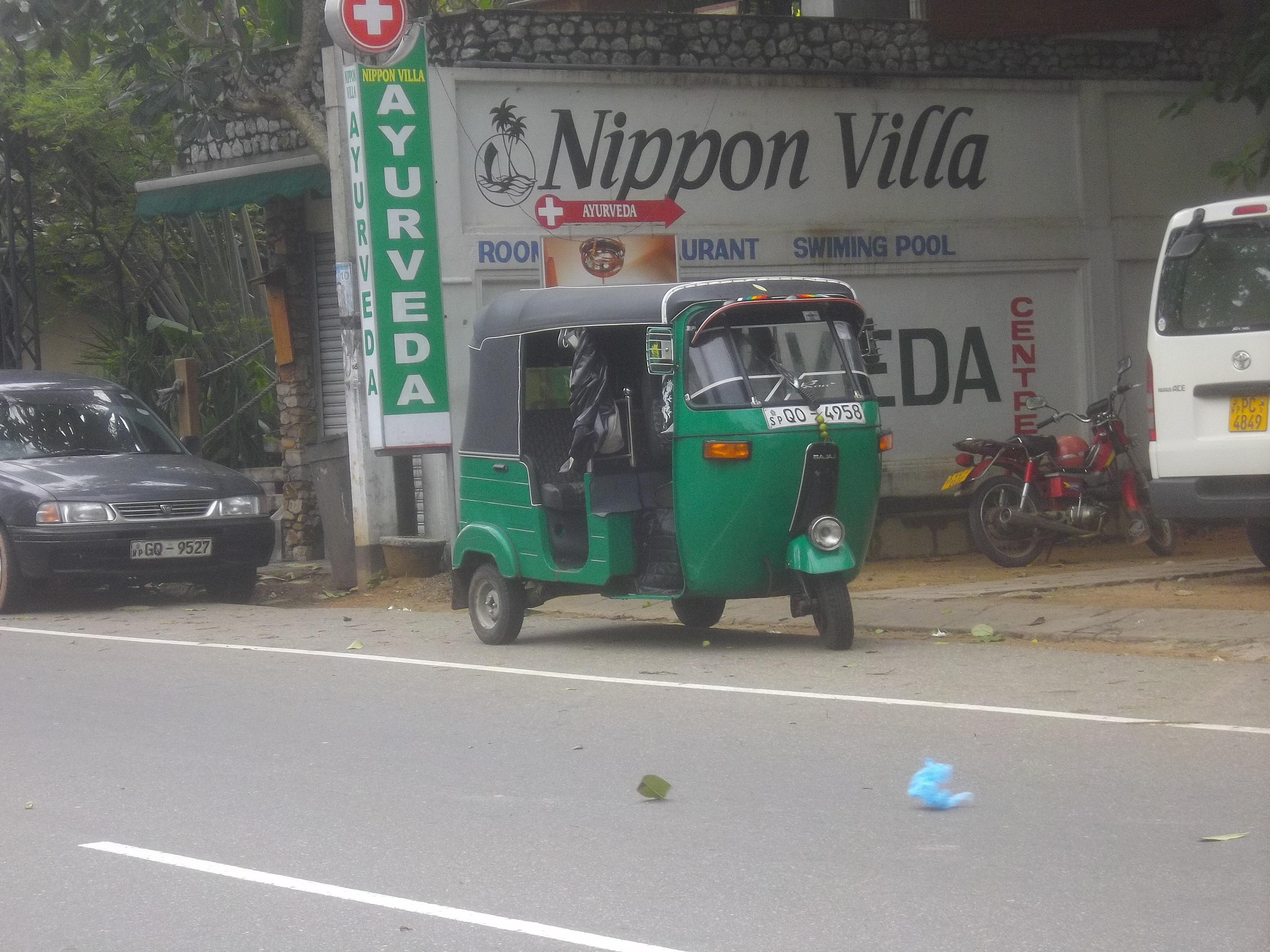 rickshaw srilanka