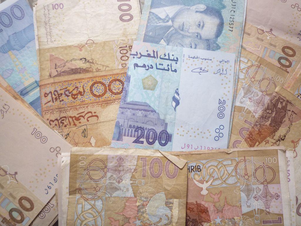 billets marocains