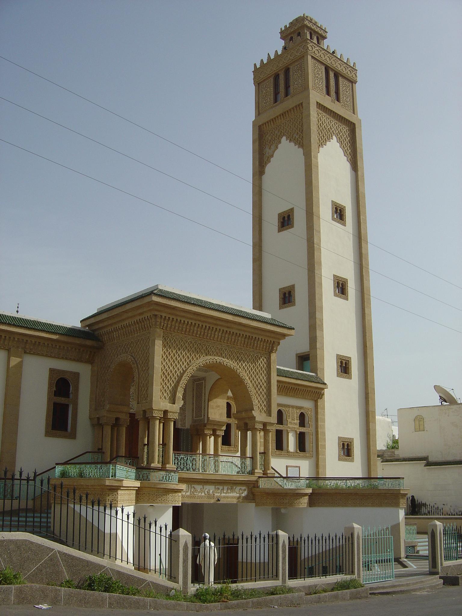 mosquée agadir