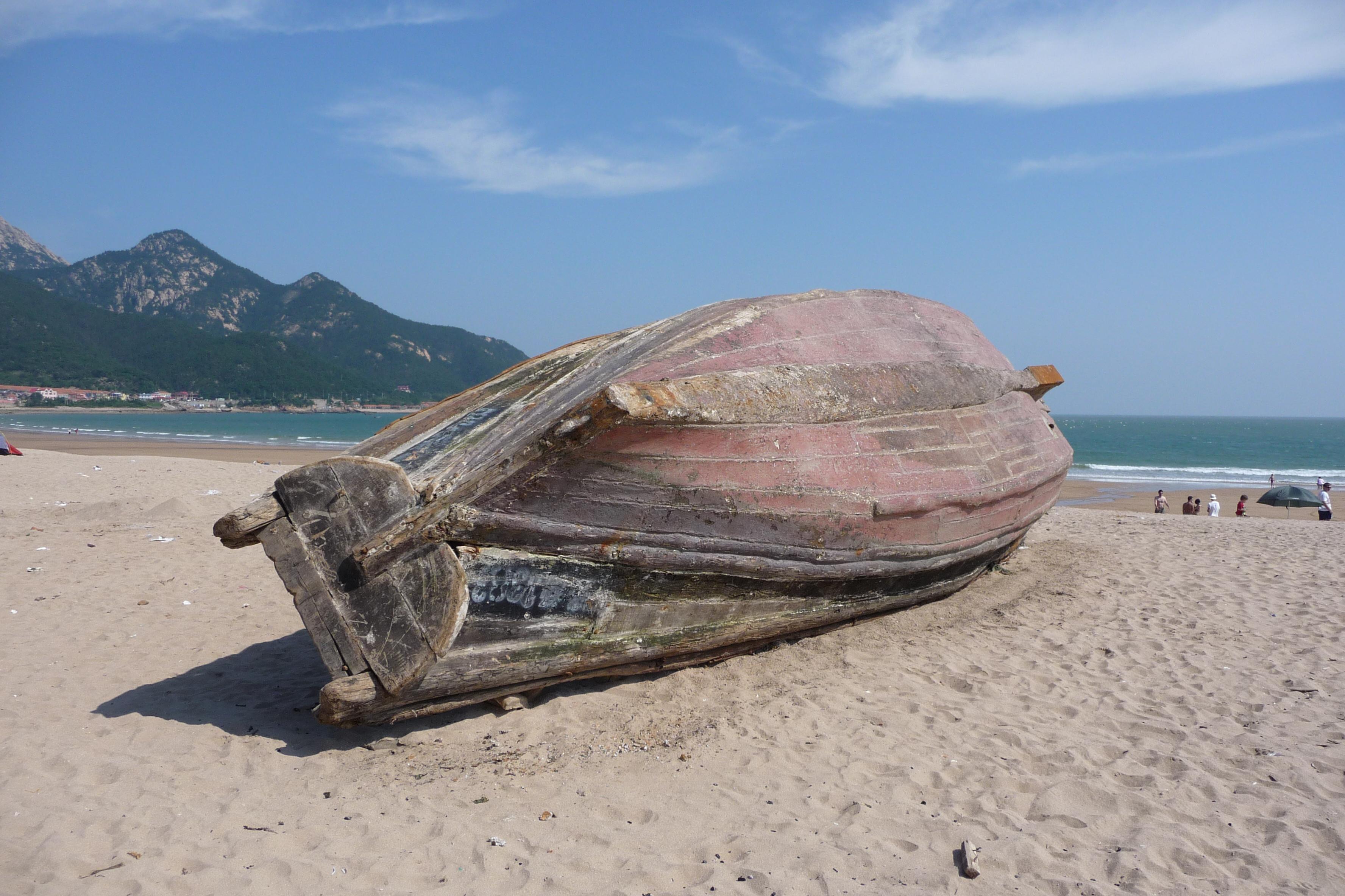 laoshan plage
