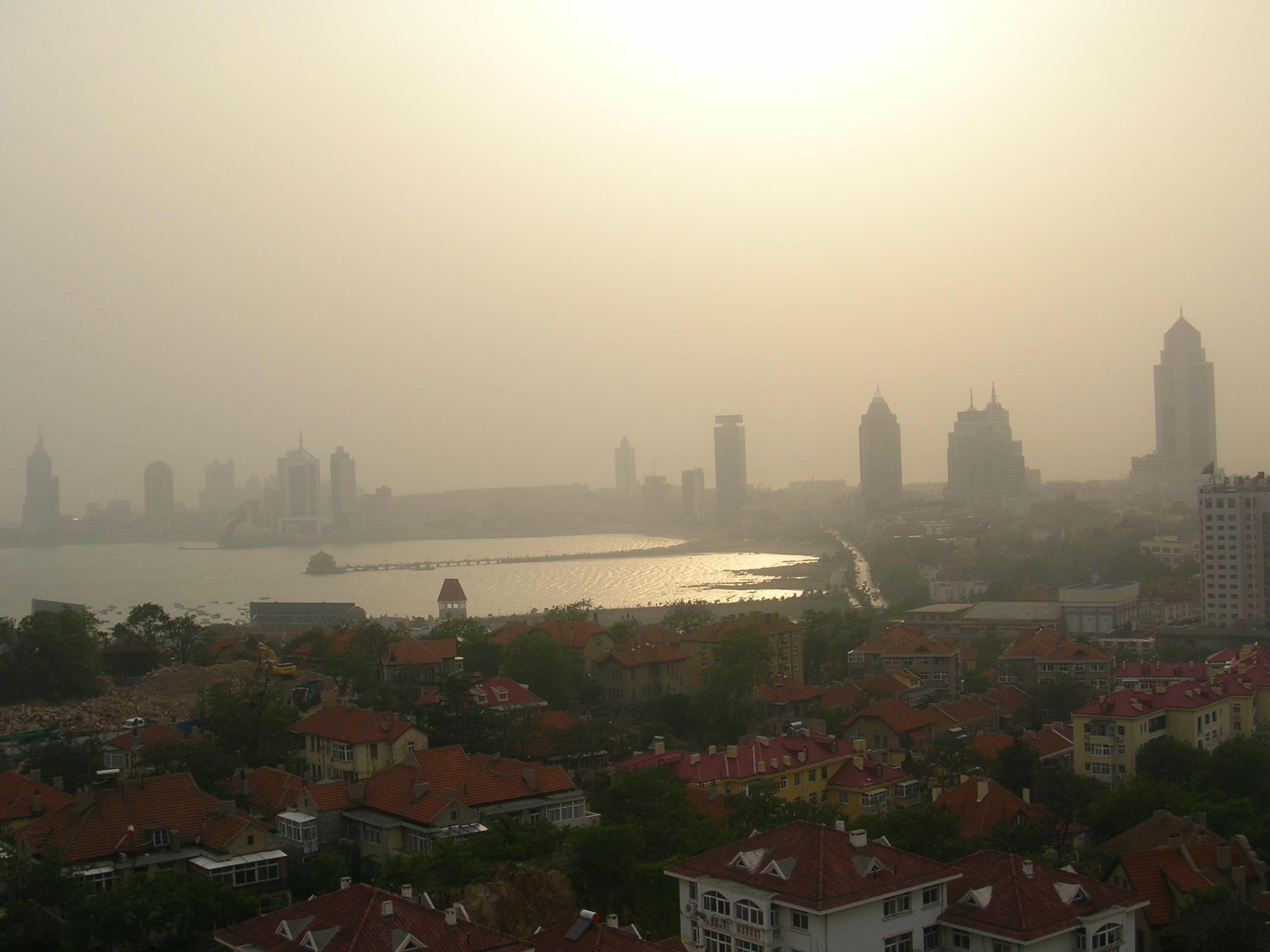qingdao xiaoyushan park (3)