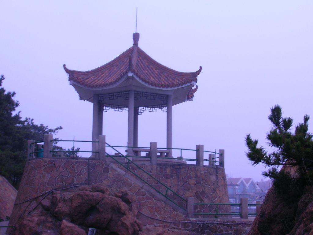 luxun park qingdao chine