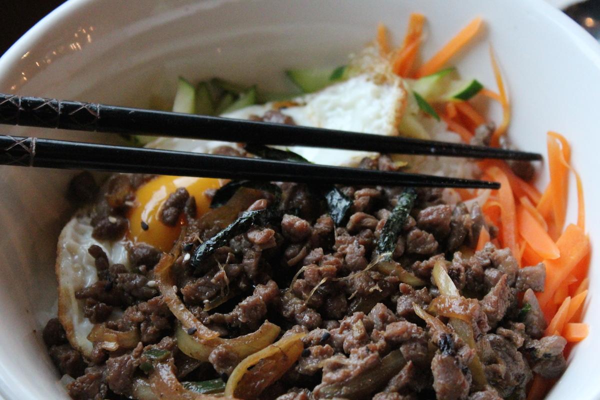 Bimbimbap, spécialité coréenne