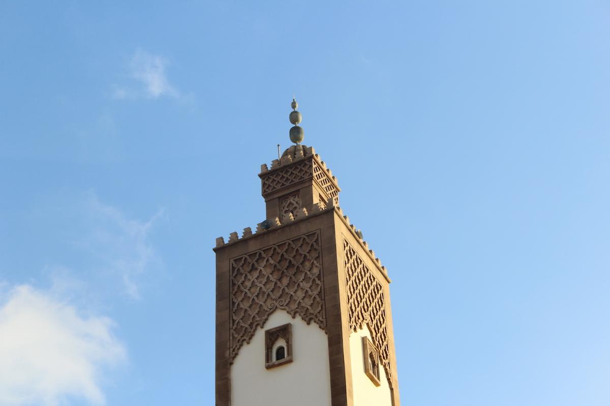 Mosquée Agadir, Maroc
