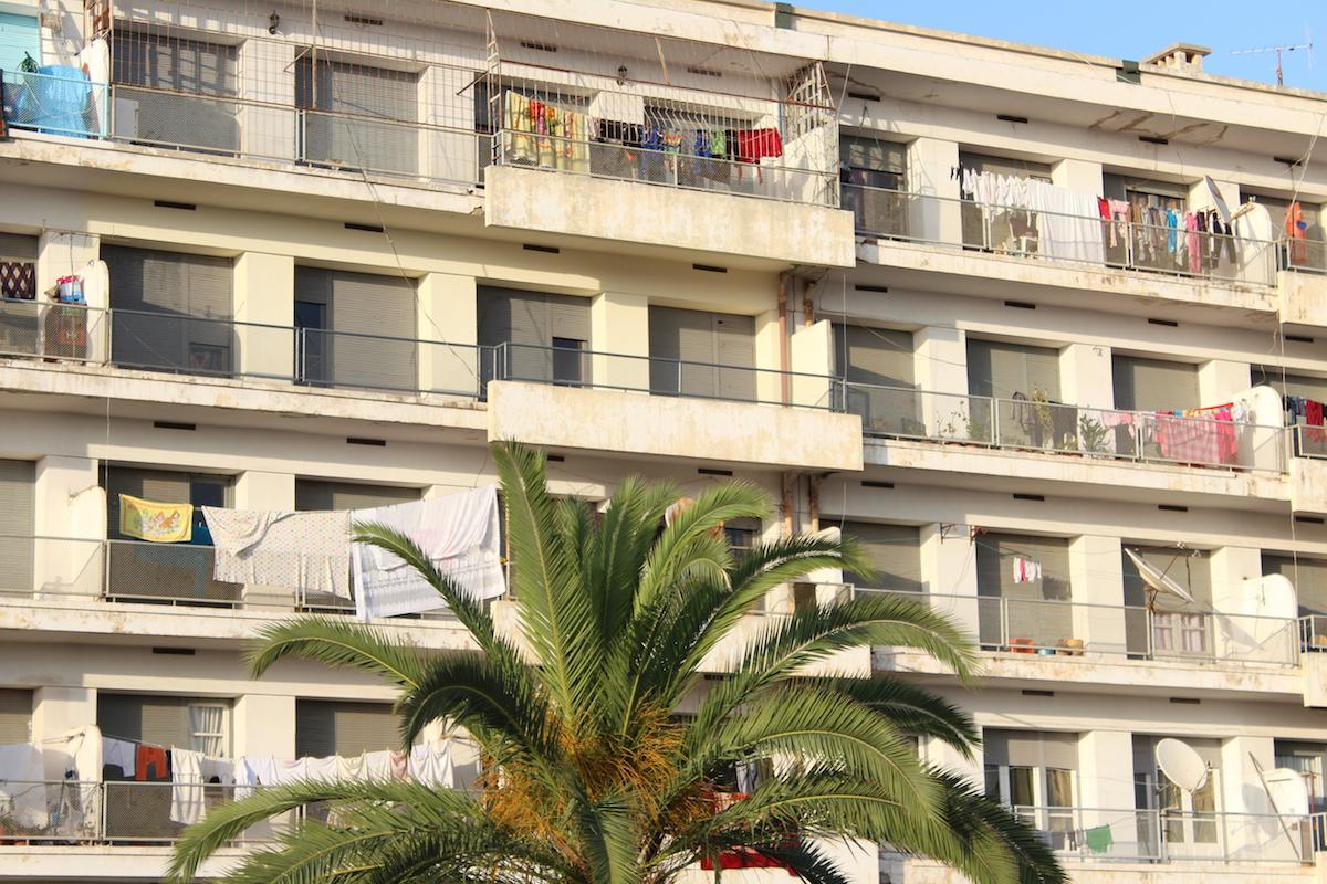 Rues d'Agadir, Maroc