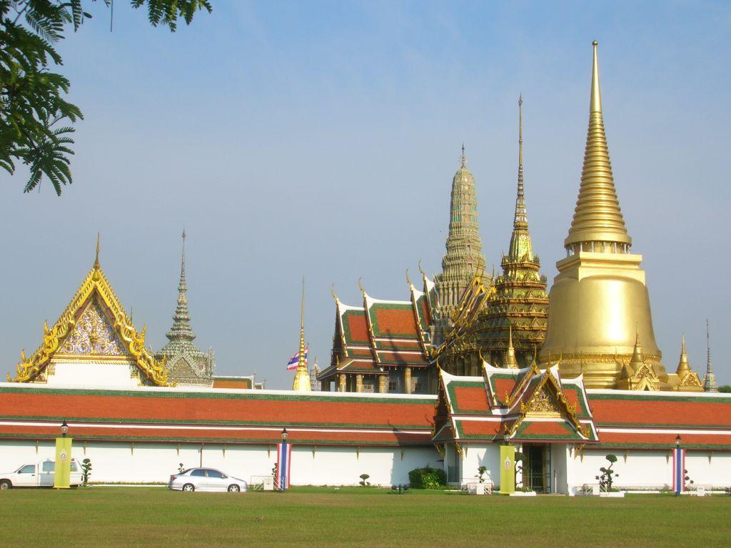 bangkok wat phra keo thailande
