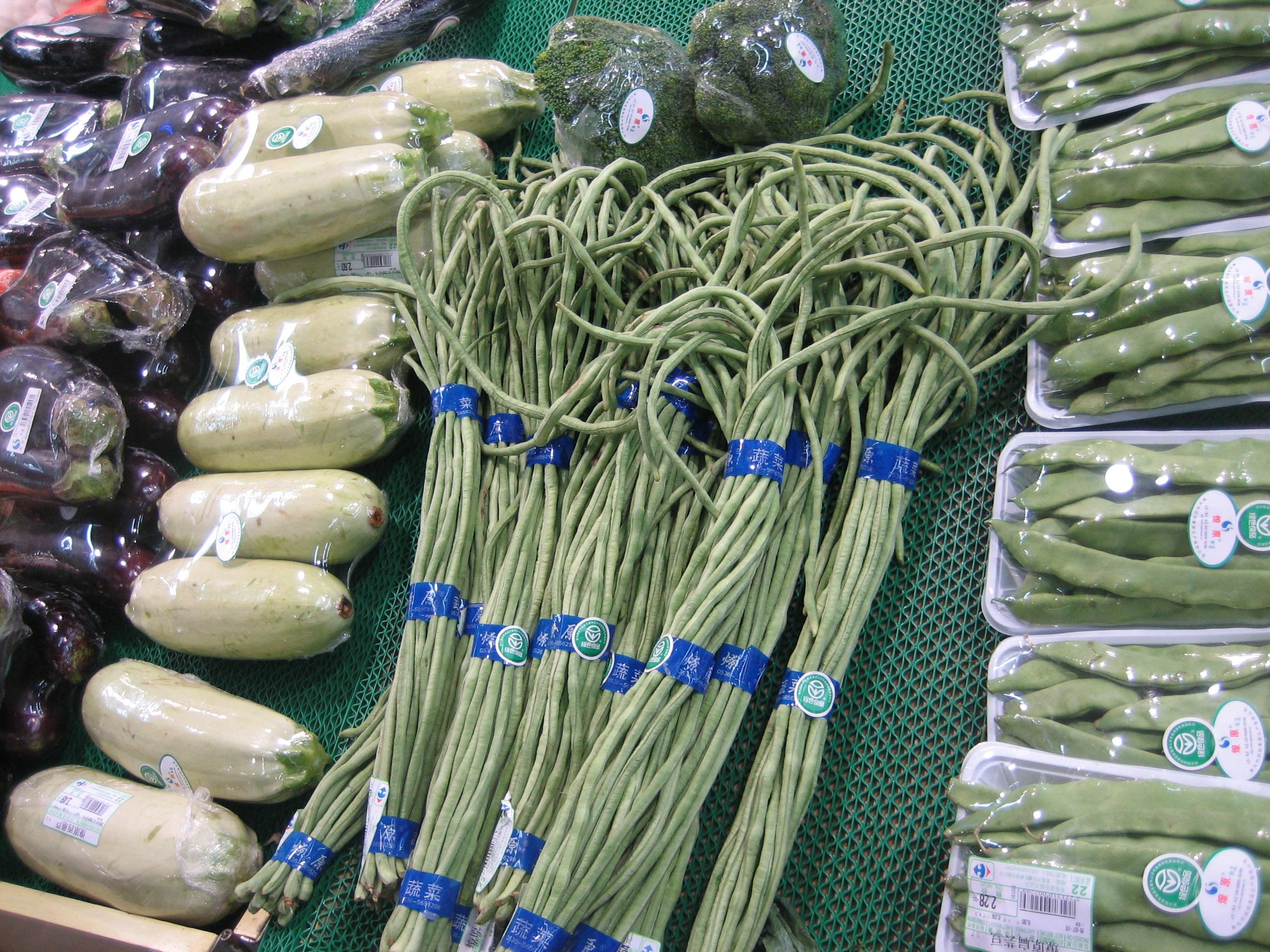 légumes carrefour qingdao chine