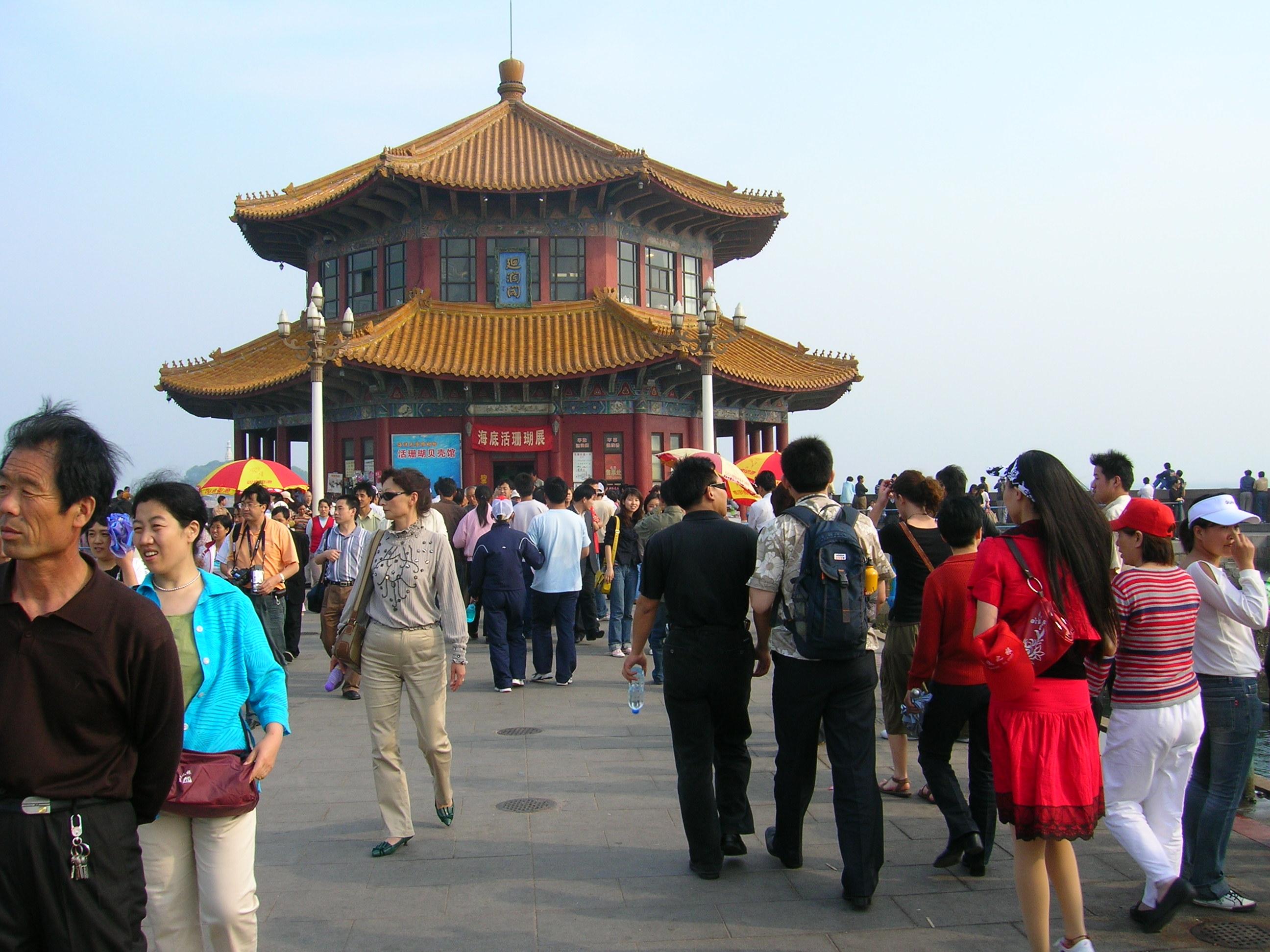 zhan qiao qingdao chine