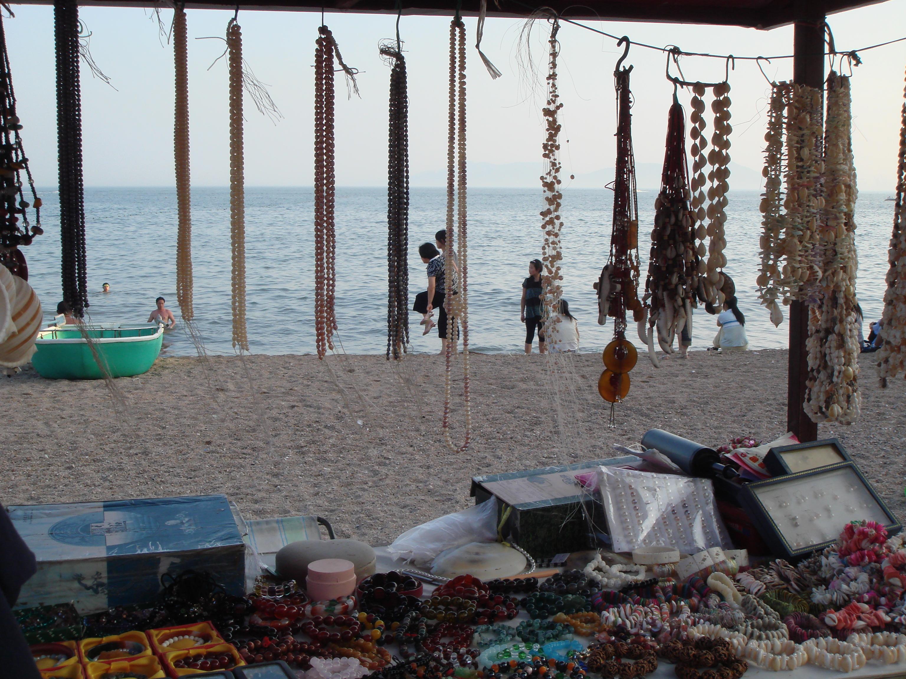 plage n°1 qingdao chine