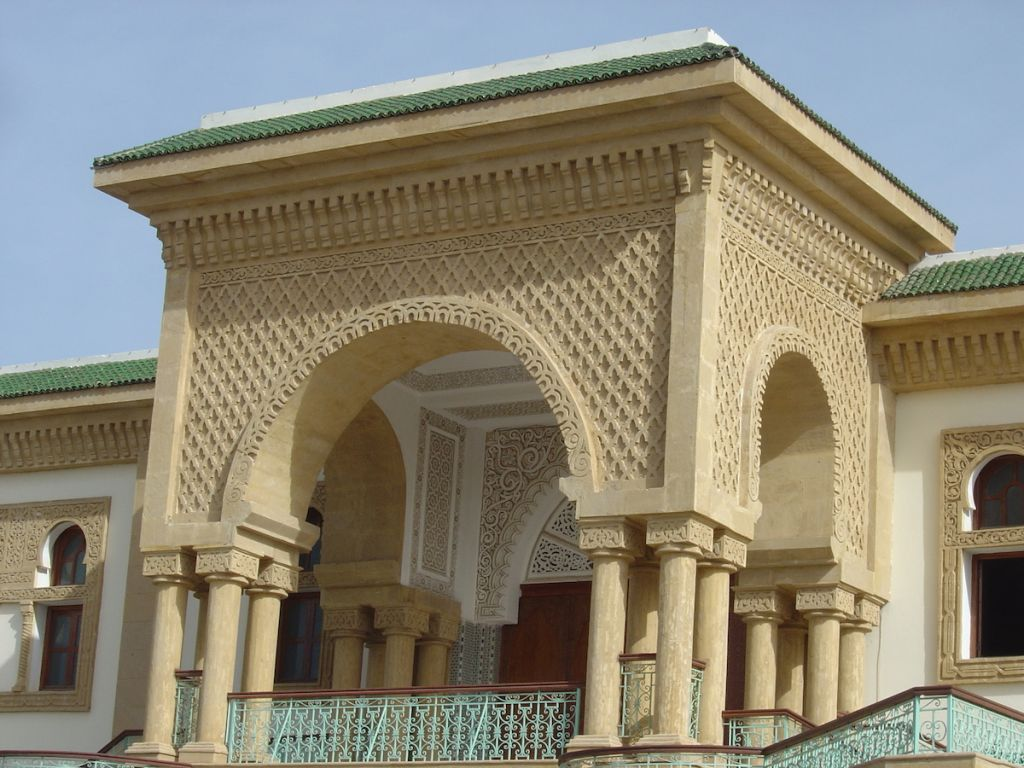 mosquée agadir maroc