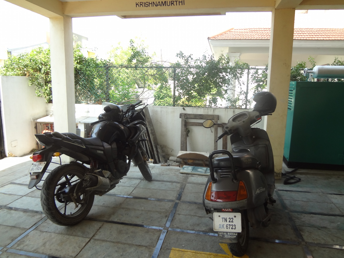transport chennai inde