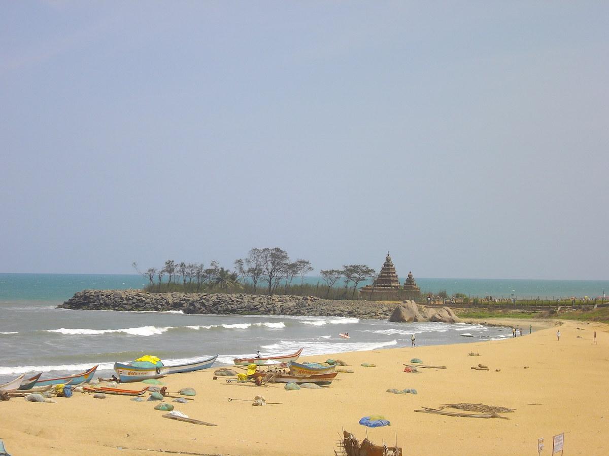 india tamil nadu mamallapuram