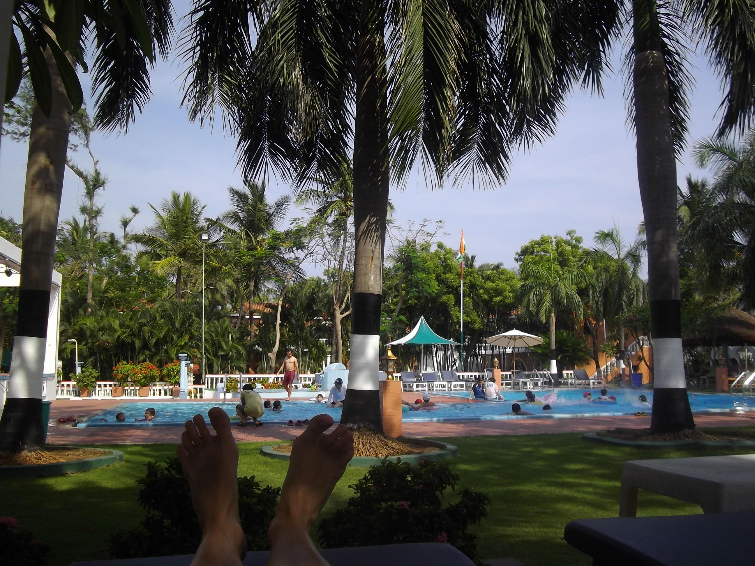 india ideal beach resort chennai