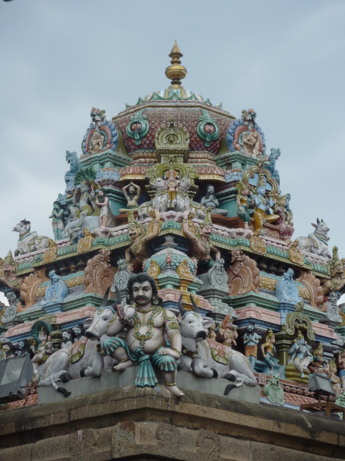 temple chennai india