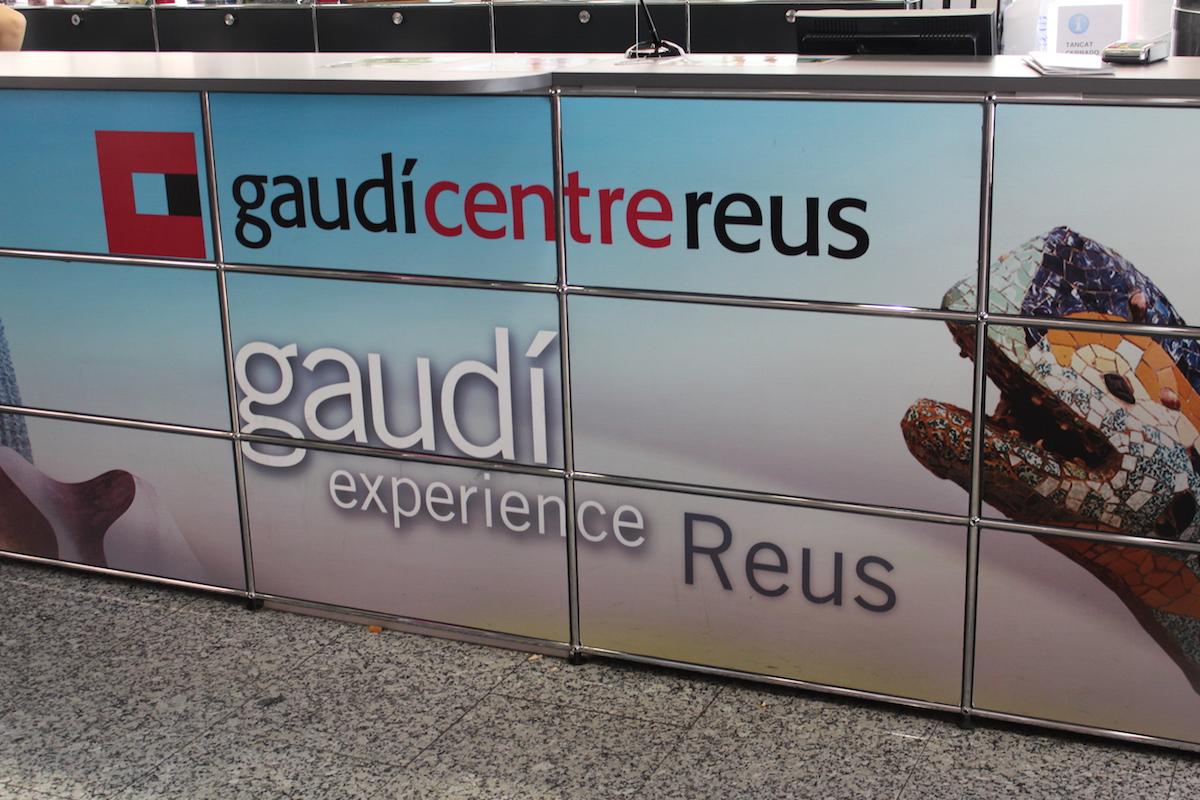 musée gaudi reus catalogne