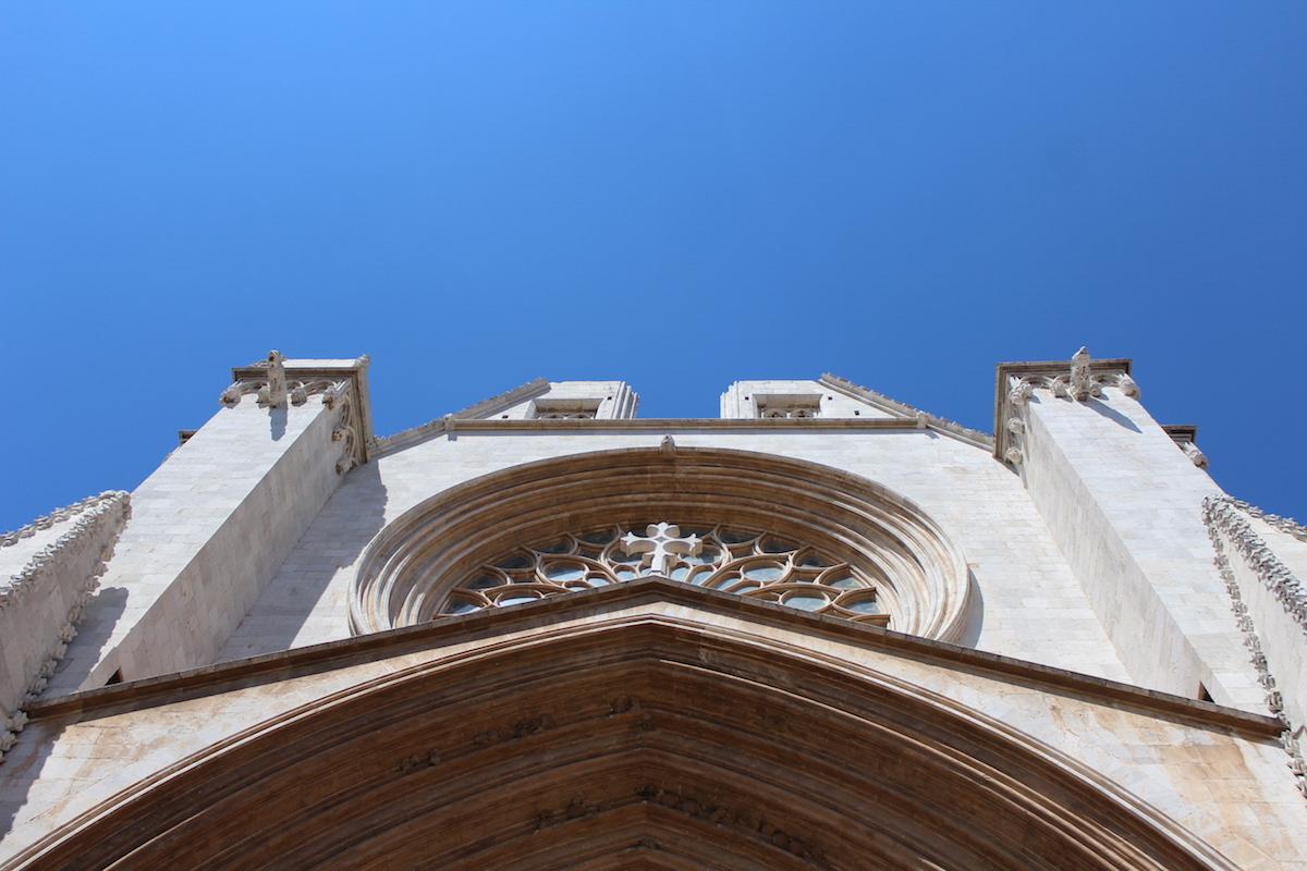 cathédrale tarragone espagne catalogne