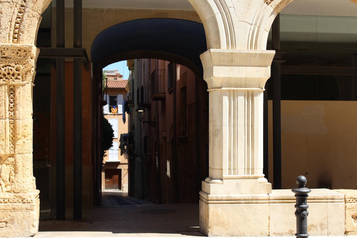 vieille ville tarragone espagne