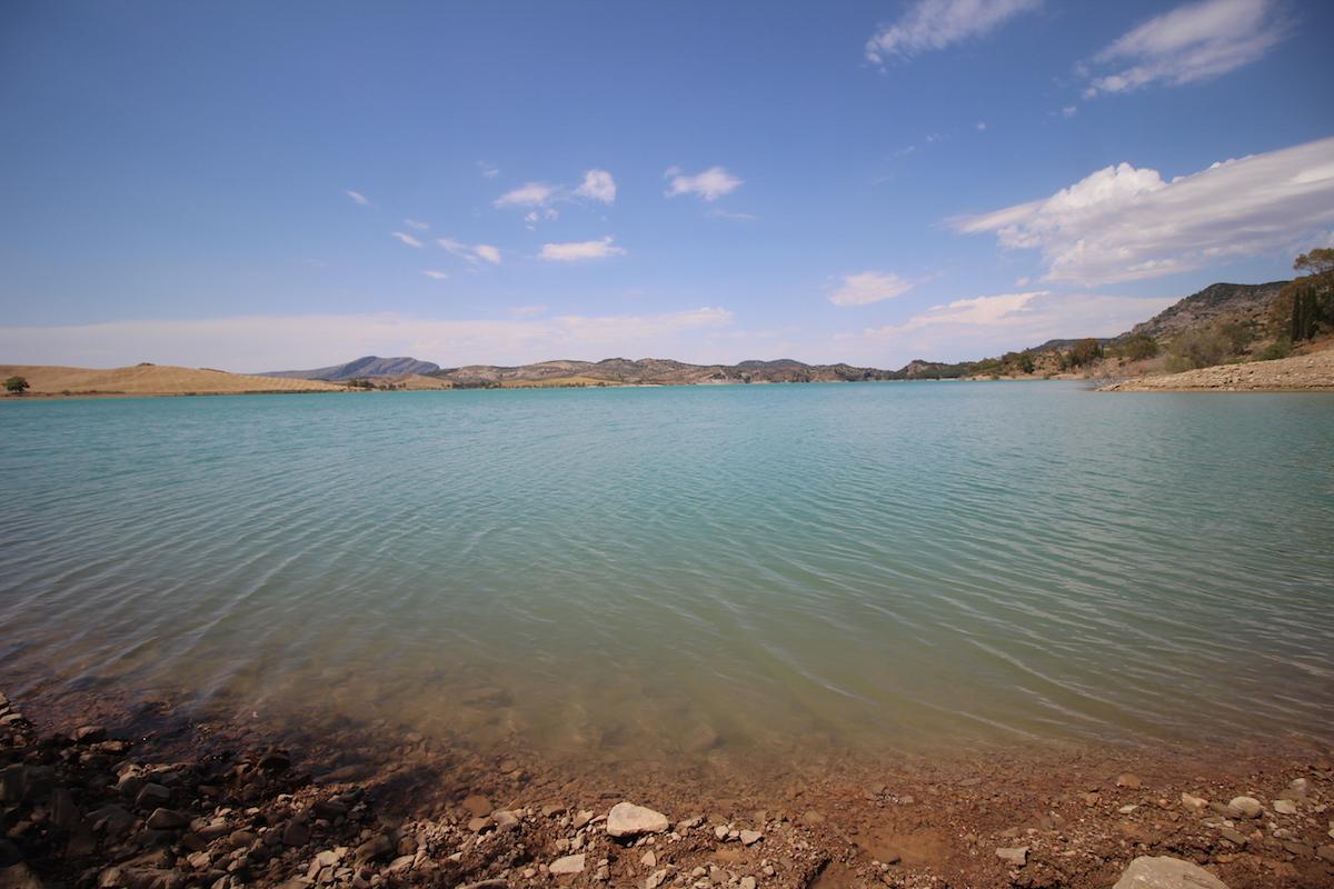 lac parc naturel d'ardales, espagne
