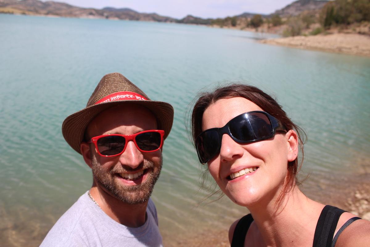 lac d'ardales, parc naturel, espagne