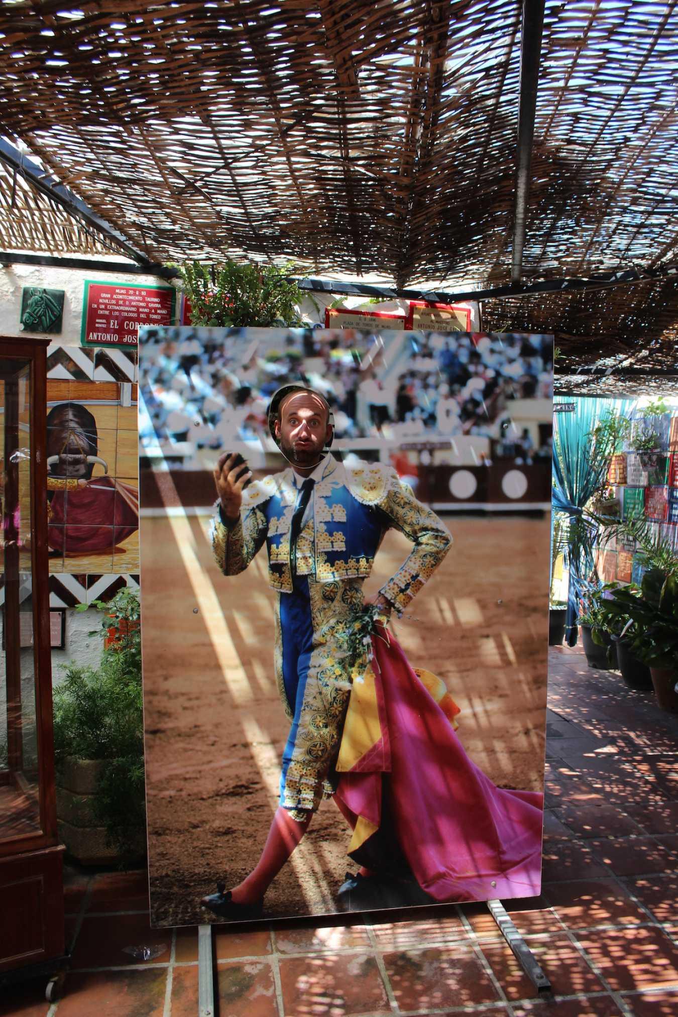mijas plaza de toros andalousie espagne
