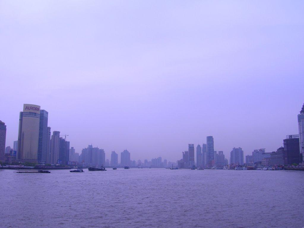 le Bund, shanhai