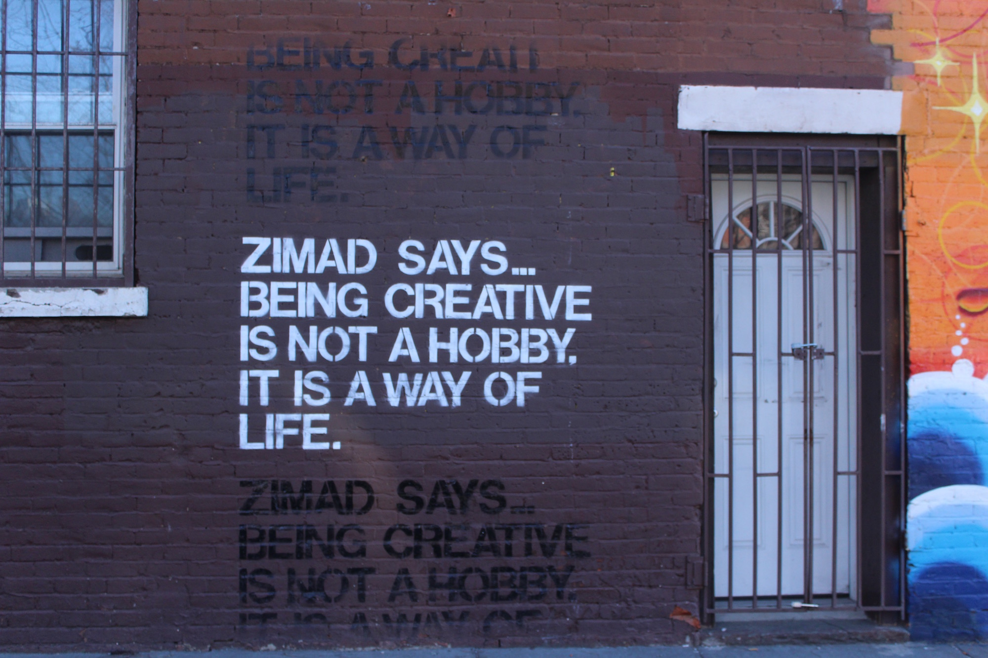 le bronx street art