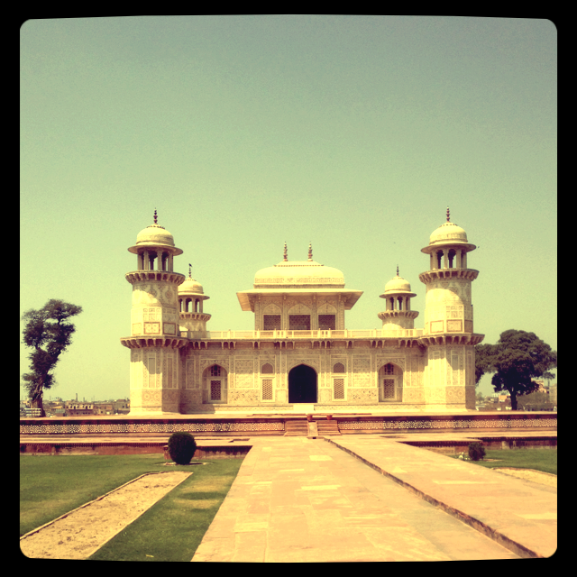 Baby Taj Mahal, Inde