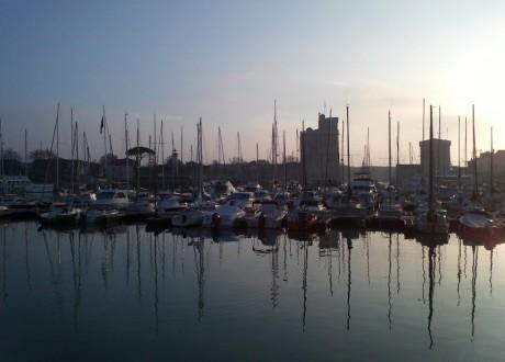 port de La Rochelle, France