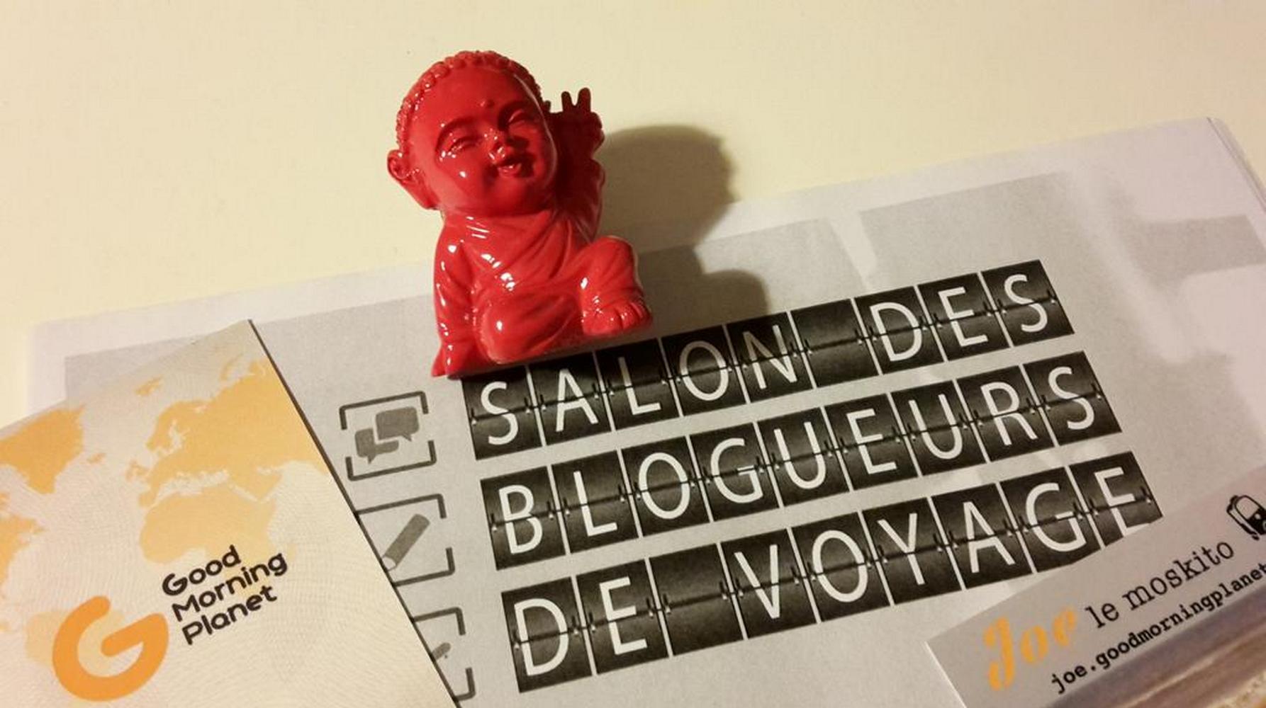 salon des blogueur de voyage